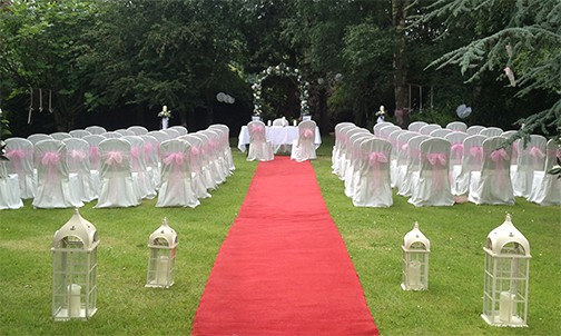 Weddings @ Raheen House Hotel